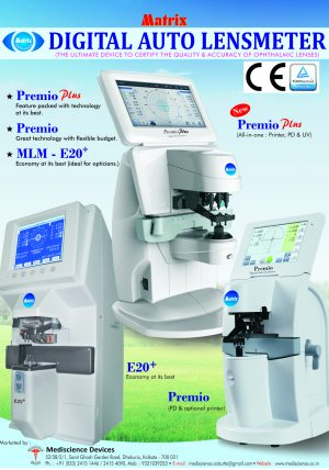 SHIN-NIPPON DIGITAL LENSMETER DL-900 – Mediscience Devices