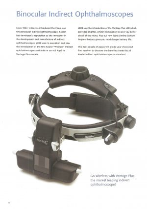 Indirect Ophthalmoscope Mediscience Devices